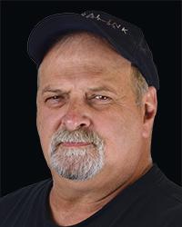 Doug Sriver : Press Foreman